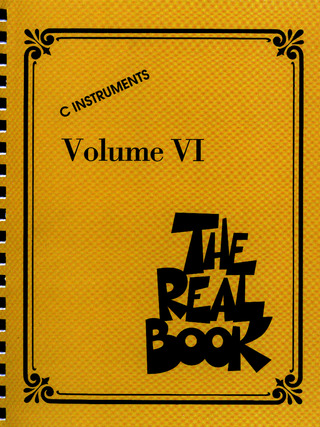 The Real Book 6 – C