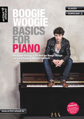 Michael Gundlach et al.: Boogie Woogie Basics for Piano