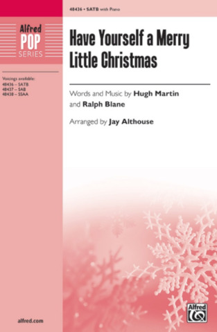 Ralph Blane y otros.: Have Yourself a Merry Little Christmas