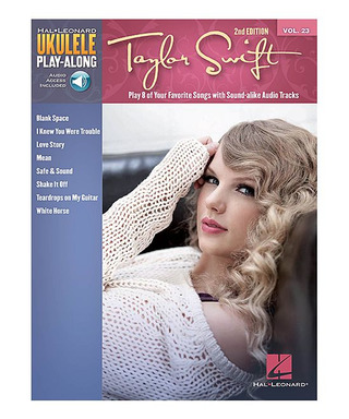 Taylor Swift: Taylor Swift - Ukulele Play-Along