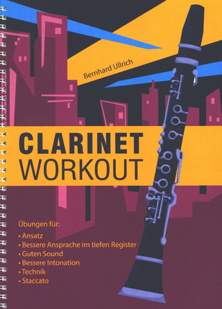Bernhard Ullrich: Clarinet Workout