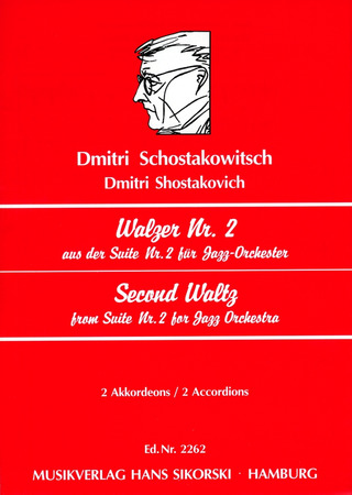Dmitri Chostakovitch: Second Waltz