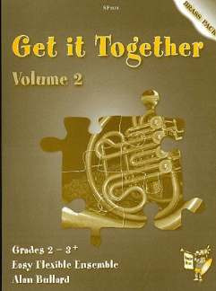 Alan Bullard: Get It Together 2 - Brass Pack