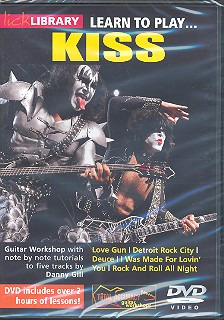 Kiss: Learn To Play