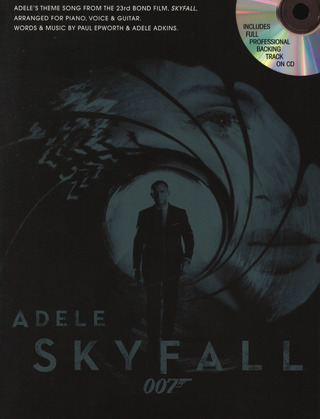 Adele Adkins: Skyfall - James Bond Theme