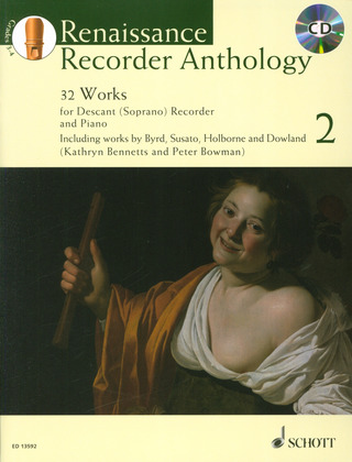 Renaissance Recorder Anthology 2