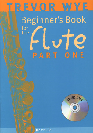 Trevor Wye: Beginner's book 1