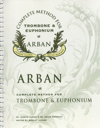 Jean-Baptiste Arban: Complete Method for Trombone & Euphonium