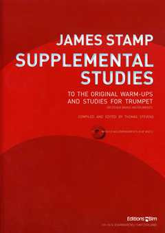 James Stamp: Supplemental Studies