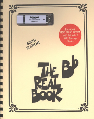 The Real Book 1 – Bb (+USB)