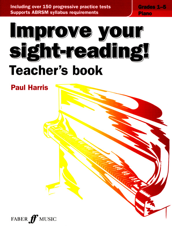 Paul Harris: Improve your sight-reading!