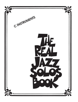 The Real Jazz Solos Book – C