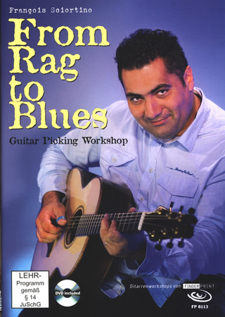 François Sciortino: From Rag to Blues