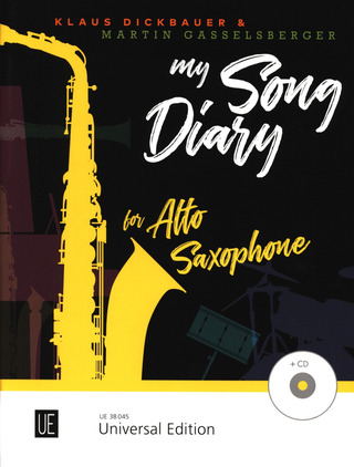 Klaus Dickbauer et al.: My Song Diary