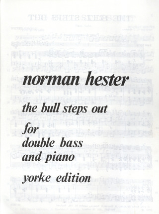 Hester Norman: The Bull steps out