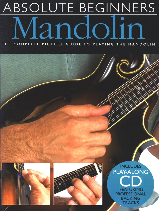 Todd Collins: Absolute Beginners – Mandolin