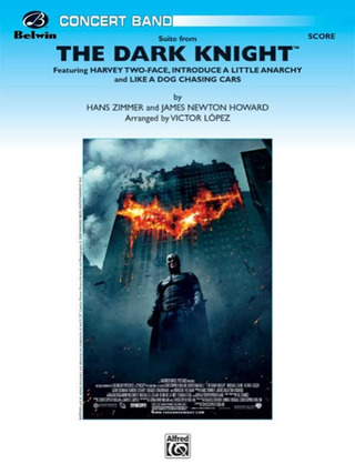 Hans Zimmer y otros.: The Dark Knight - Suite