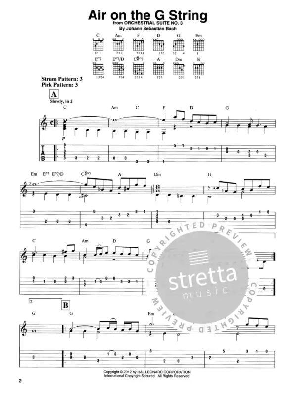 J S  Bach for Easy Guitar from Johann Sebastian Bach | buy