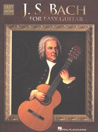 J  S  Bach for Acoustic Guitar from Johann Sebastian Bach