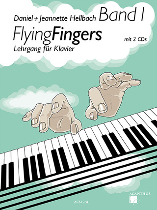 Daniel Hellbach et al.: Flying Fingers 1