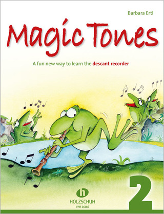 Barbara Ertl: Magic tones 2