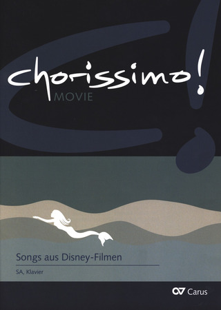 chorissimo! MOVIE 3 – Songs aus Disney-Filmen