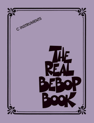 The Real Bebop Book – C