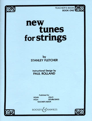 Stanley Fletcher: New Tunes for Strings 1
