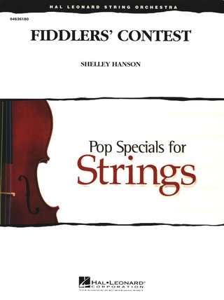Hanson Shelley: Fiddlers' Contest - Pop Specials For Strings