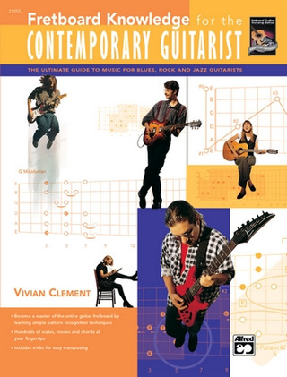 Clement Vivian: Fretboard Knowledge For The Contemporary Guitarist