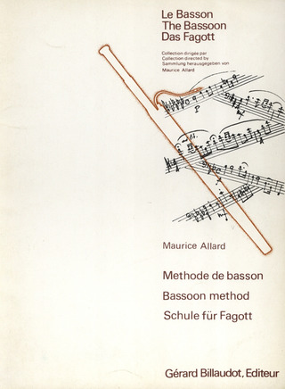 Maurice Allard: The Bassoon