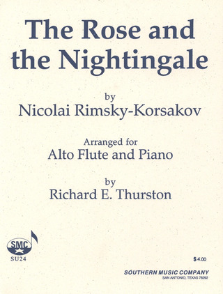Nikolai Rimski-Korsakow: The rose and the nightingale