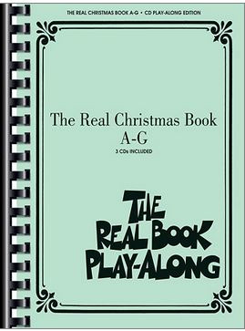 The Real Christmas Book Play-Along (A-G)