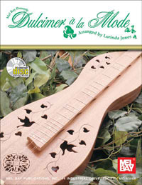 Jones Lorinda: Dulcimer A La Mode