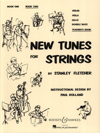 Stanley Fletcher et al.: New Tunes for Strings 2