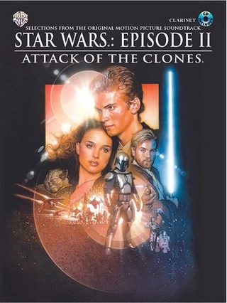 John Williams: Star Wars Episode 2 - Attack Of The Clones