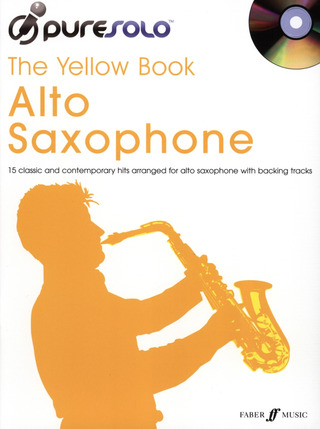 Pure Solo Alto Saxophone – The Yellow Book