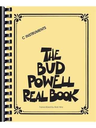 Bud Powell: The Bud Powell Real Book – C