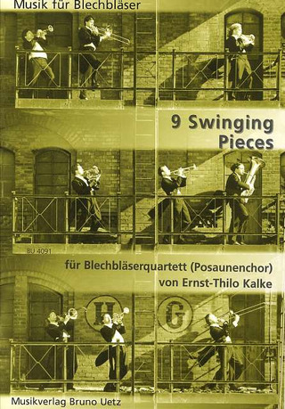 Ernst-Thilo Kalke: 9 Swinging Pieces