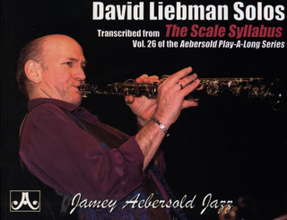 David Liebman: Scale Syllabus Solos