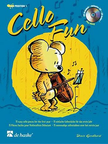 Dinie Goedhart: Cello Fun