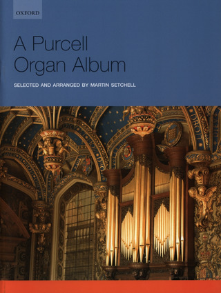 Henry Purcell: A Purcell Organ Album
