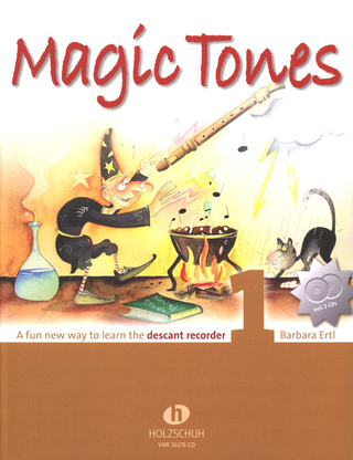 Barbara Ertl: Magic tones 1