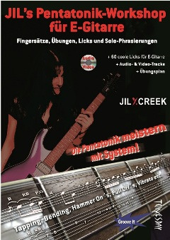 Jil Y. Creek: Jil's Pentatonik-Workshop für E-Gitarre
