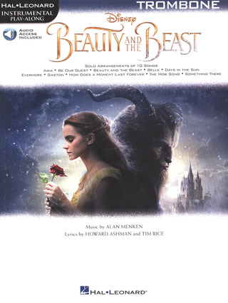 Alan Menken: Hal Leonard Instrumental Play-Along: Beauty And The Beast – Trombone