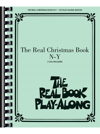 The Real Christmas Book Play-Along (N-Y)