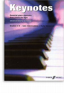 Keynotes - Essential Piano Repertoire From Across The Ages