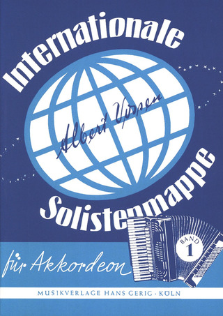 Albert Vossen: Internationale Solistenmappe 1