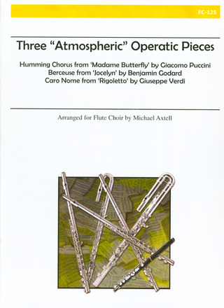 Axtell Michael: 3 Atmospheric Operatic Pieces