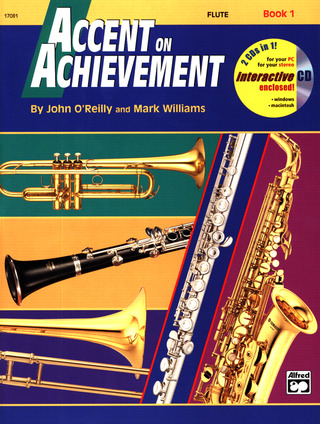 John O'Reilly y otros.: Accent on Achievement 1